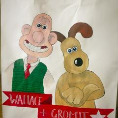 Me Favourite Bag Gromit!